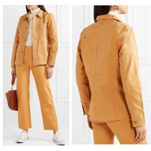 NWT - Alex Mill Cotton Herringbone Workers Jacket